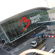 Project: Brussels Airport rebranding
